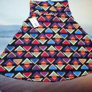 LuLaRoe | M | A-Line Skirt 6 - 8 NEW
